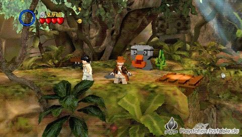 Lego Indiana Jones The Original Adventures (2008/RUS/PSP) .